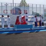Mouna beji(petanque) - Jeux Med Pescara 2009