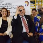 avec Monsieur Idrissou Ibrahima