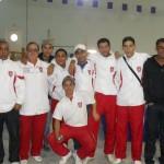 l'equipe national de petanque au Ch D'afrique 2010