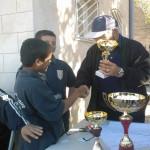 les champions du Tunisie 2010 de petanque cadet club de GUELLALA