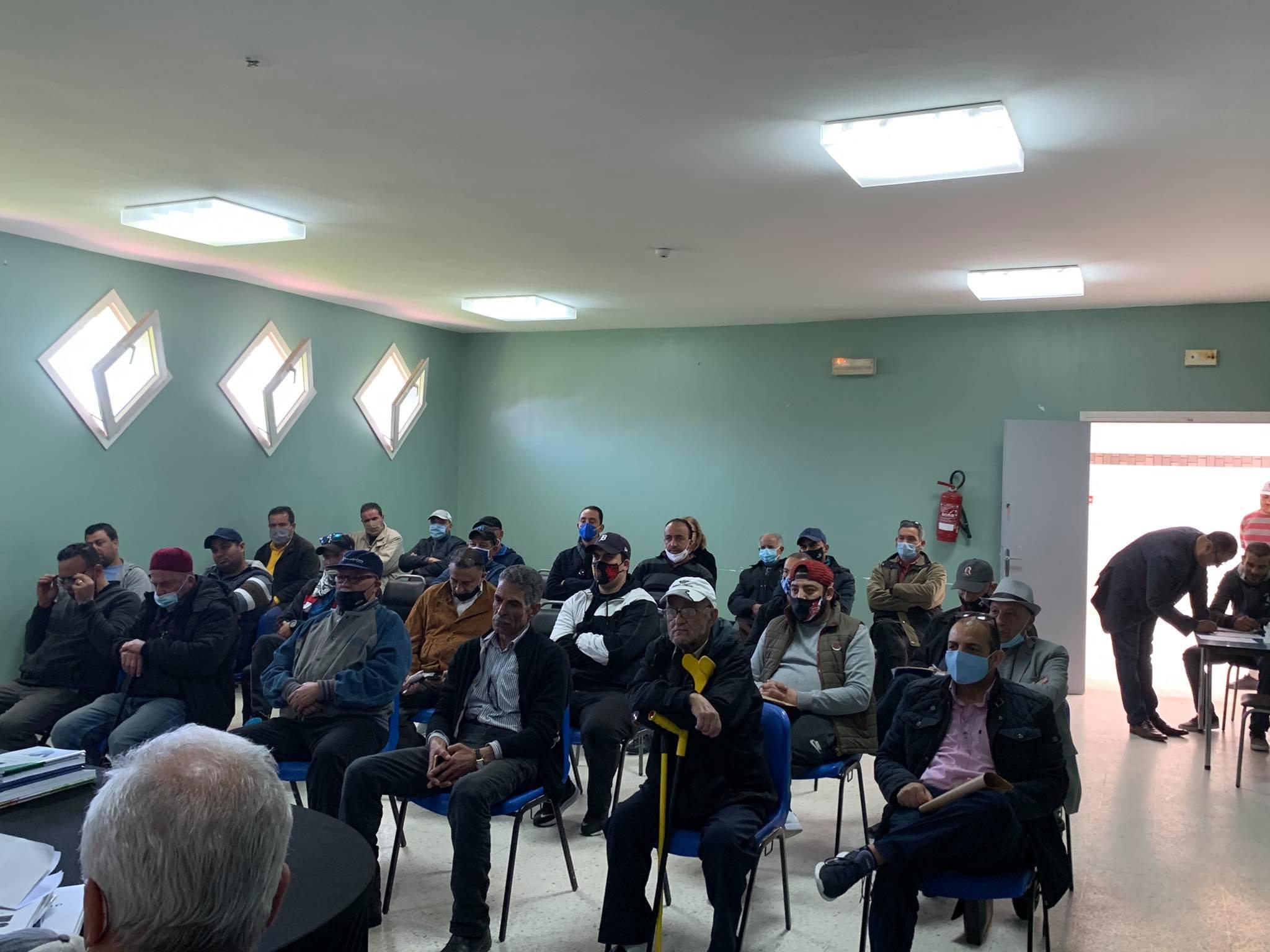 الإجتماع الإخباري للحرة (3)